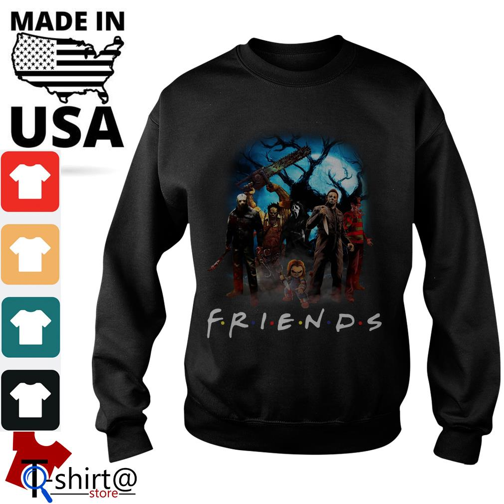 Horror character Friends TV show Sweater