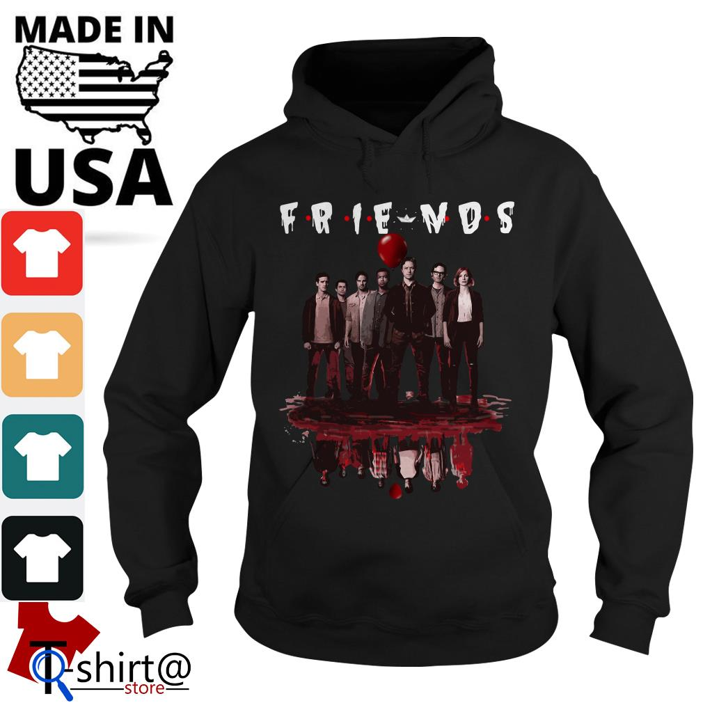 IT Chapter Two character reflection Hoodie
