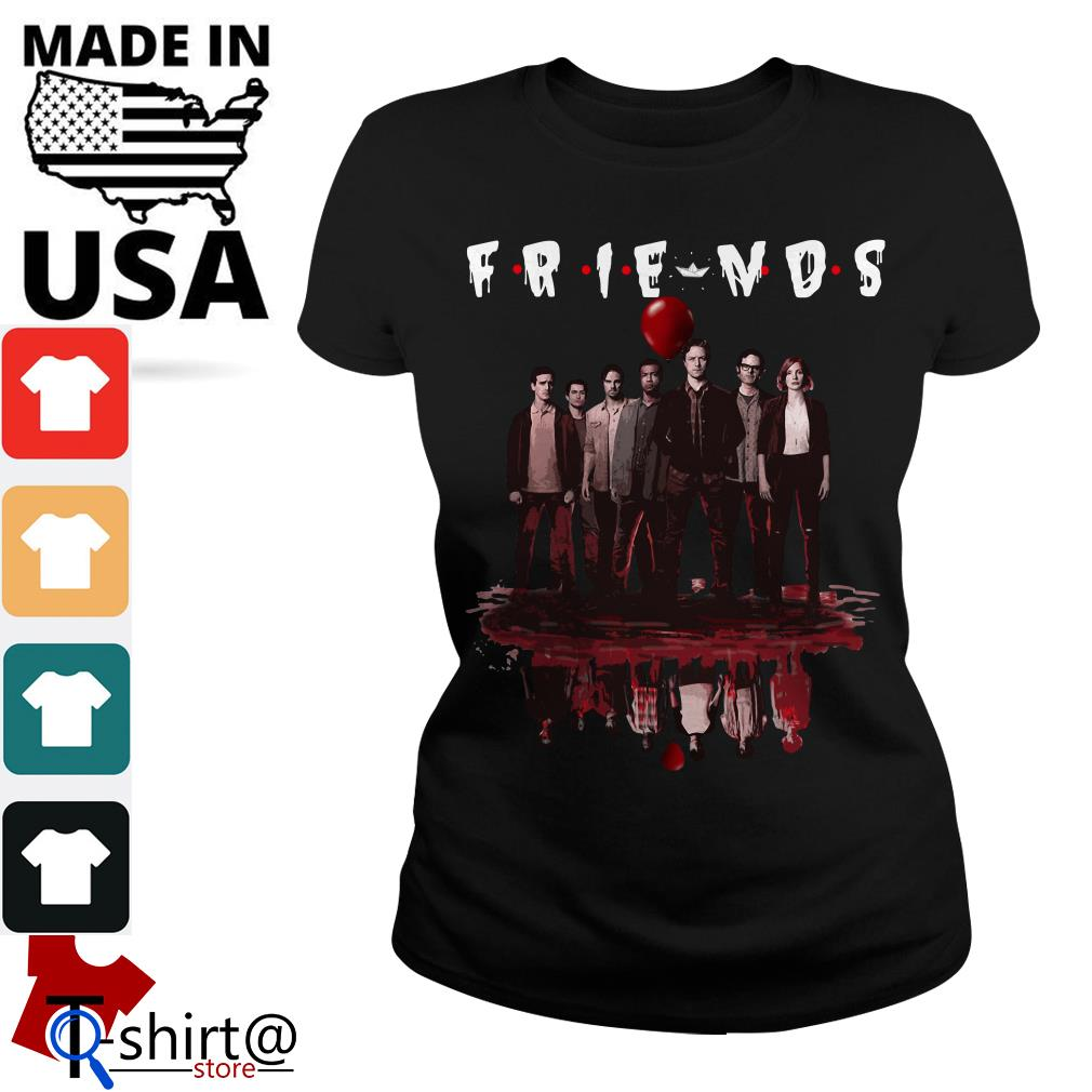 IT Chapter Two character reflection Ladies tee