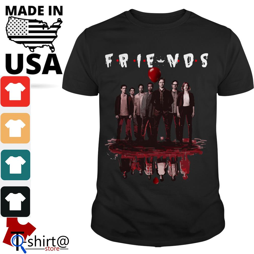IT Chapter Two character reflection shirt
