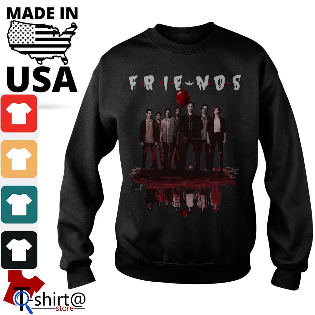 IT Chapter Two character reflection Sweater