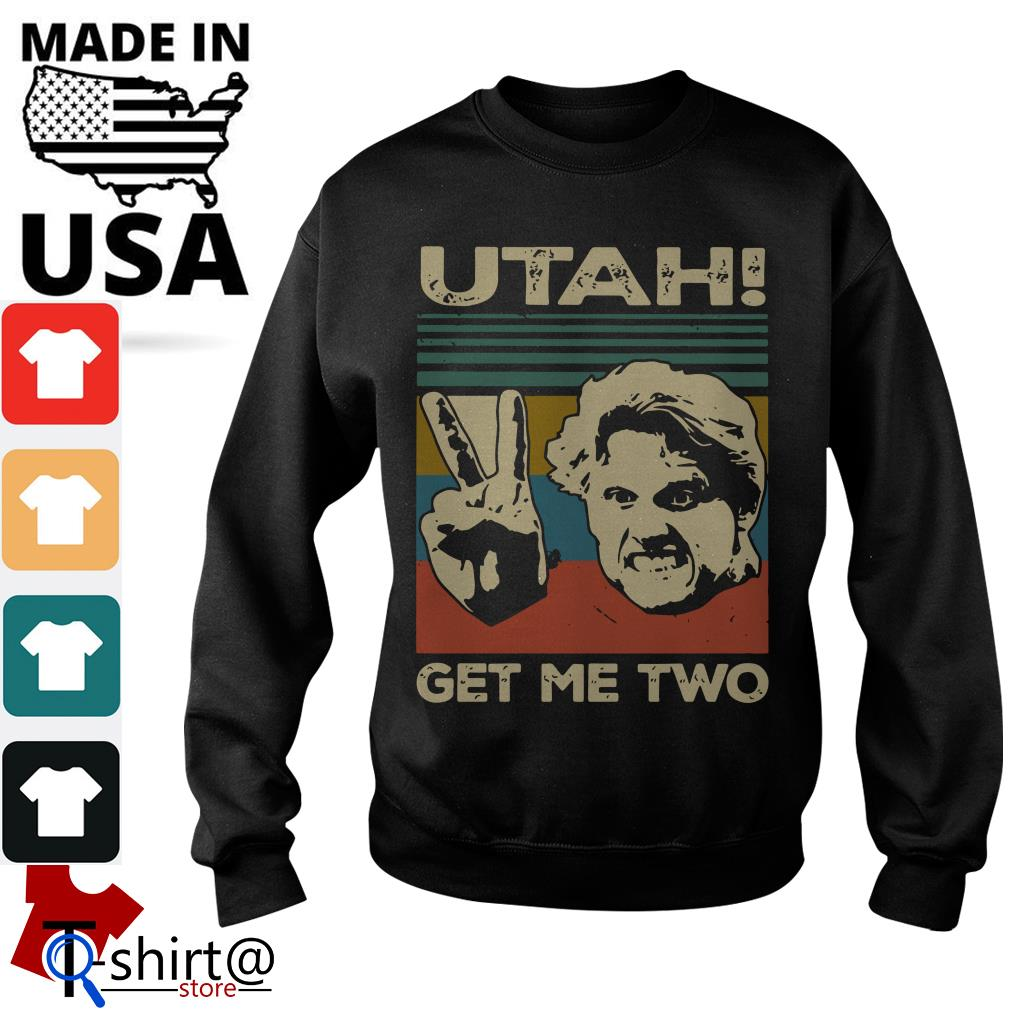Utah Get Me two Sweater