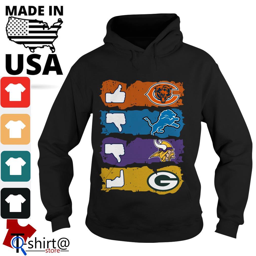 meet 89ea0 00977 Chicago Bears Minnesota Vikings Detroit Lions and Green Bay ...