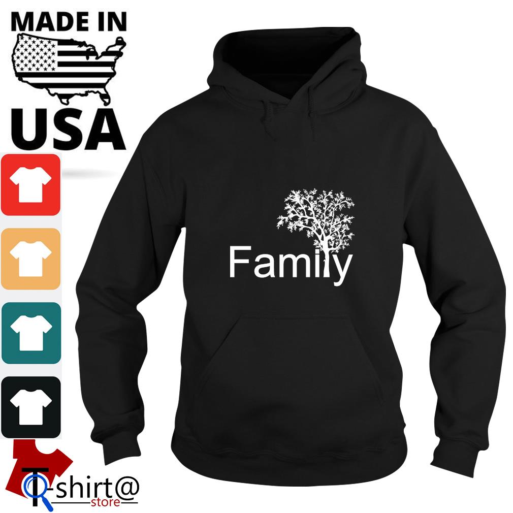 Family tree genealogy s hoodie