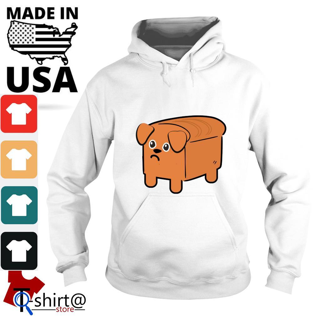 Milk bread dog cute s hoodie